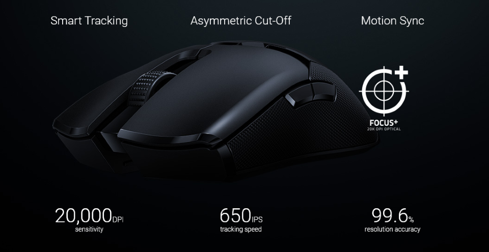 Razer Viper Ultimate новинки киберспортивных технологий